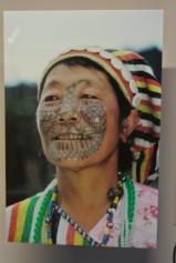 Femme drung. Yunnan, Chine